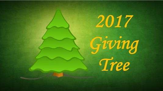 Giving Tree Shopping
